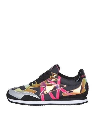 Armani Exchange Armani Exchange Kadın Çok Renkli Sneaker Renkli